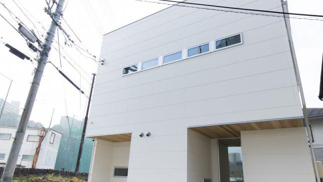 「深川の家」